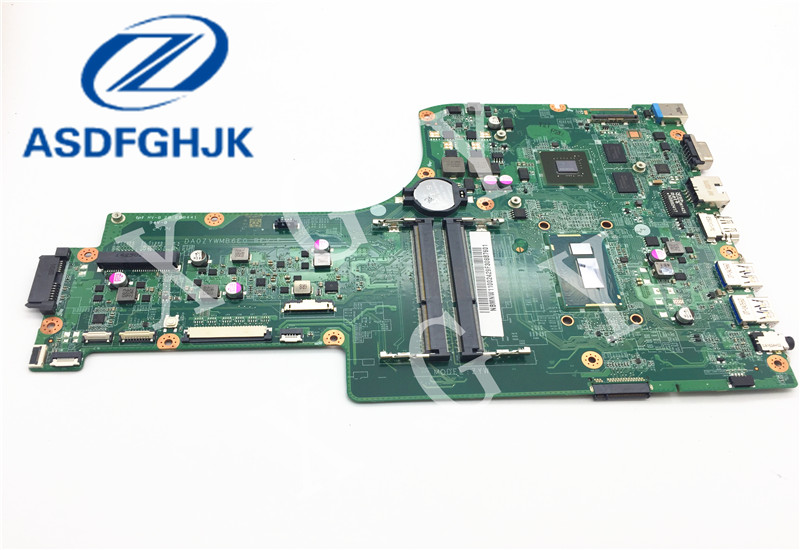 Laptop motherboard NBMNW11002 NB MNW11 002 For acer FOR aspire E5 771G E5 771 motherboard DA0ZYWMB6E0