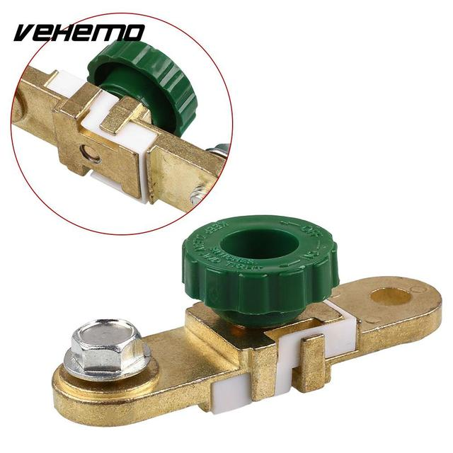 Us 7 9 19 Off Vehemo Car Side Post Cut Off Kill Switch Batteries Master Disconnect Isolator Protector In Car Switches Relays From Automobiles