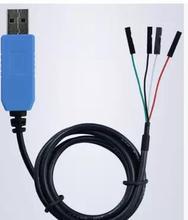 PL2303TA USB TTL к RS232 конвертер последовательный кабель модуль для Win XP/Vista/7/8/8.1
