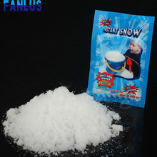 1 Pack Artificial Snow For Happy Merry Christmas Party Decorations Instant Frozen Favors New Year Decor Xmas Supplies