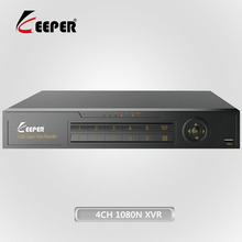 KEEPER 4 Channel 1080N 5 In 1 Support AHD TVI CVI CVBS IP Cameras HD Video Recorder DVR