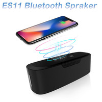Bluetooth Speaker ES11 Wireless Fast Charge Bluetooth Speaker Hifi 3D Stereo For Home Smart Bluetooth Speakers Indoor Outdoor