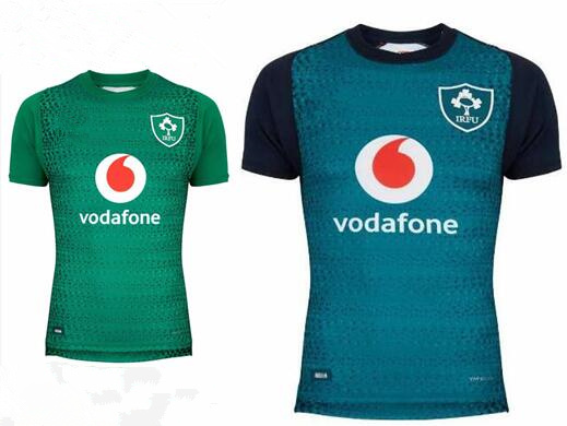f08449d861a 2019 newest Rugby clothes IRFU rugby jerseys national team New ireland  Rugby Jersey home away TOP quality free faster shipping