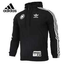 Adidas Original New Arrival Official Badge Windbreak Men's jacket Hooded  Sportswear