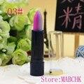 Alta Calidad NANI 1 + 1 * No.03 * Diferentes Colores Sexy Lápiz Labial A Prueba de agua de larga duración hidratante Labial Labio Belleza brillo de labios Maquillaje