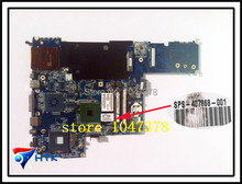 Wholesale 407868-001 motherboard for HP DV5000 mainboard 100% Work Perfect