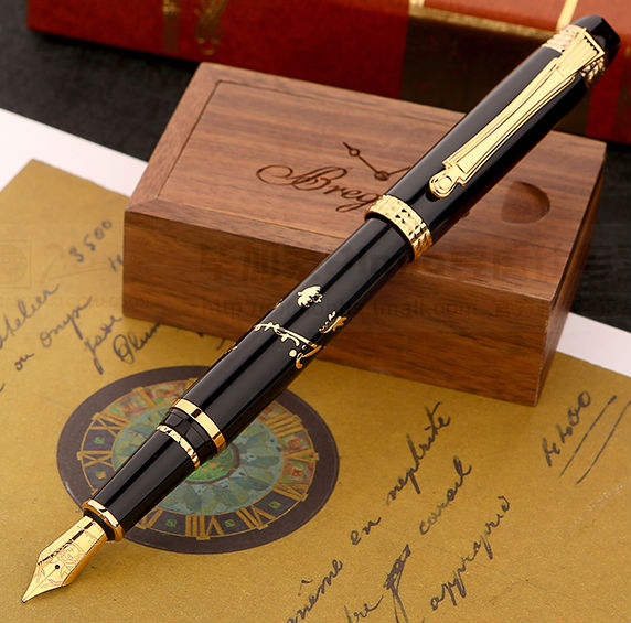 real Picasso 926 Fountain Pen business gift pens free shipping school and office Writing Supplies send teacher father friend 002 black germany duke bent nib 0 8mm art fountain pen business gift calligraphy pens office and school supplies free shipping
