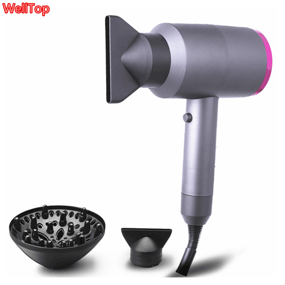 Hot Blow Air Comb 3 in 1 hot air brush 1100W Hair Dryer Electric Heater Brus Hair Dryer Multifunctional Styling Tools Hairdryer electric hair dryer comb brush multi function hot air brush hair curling iron rotating hairdryer comb home use styling tools