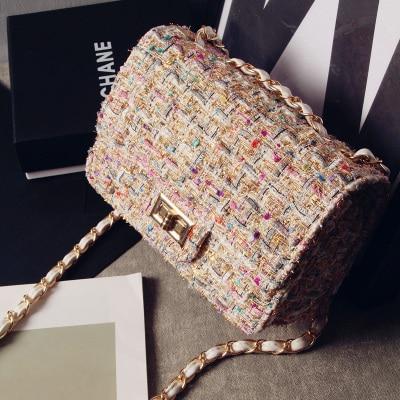 BESPLATNA DOSTAVA 2016 nova torba moderan vuneni zaključavanje mali - Torbe - Foto 5