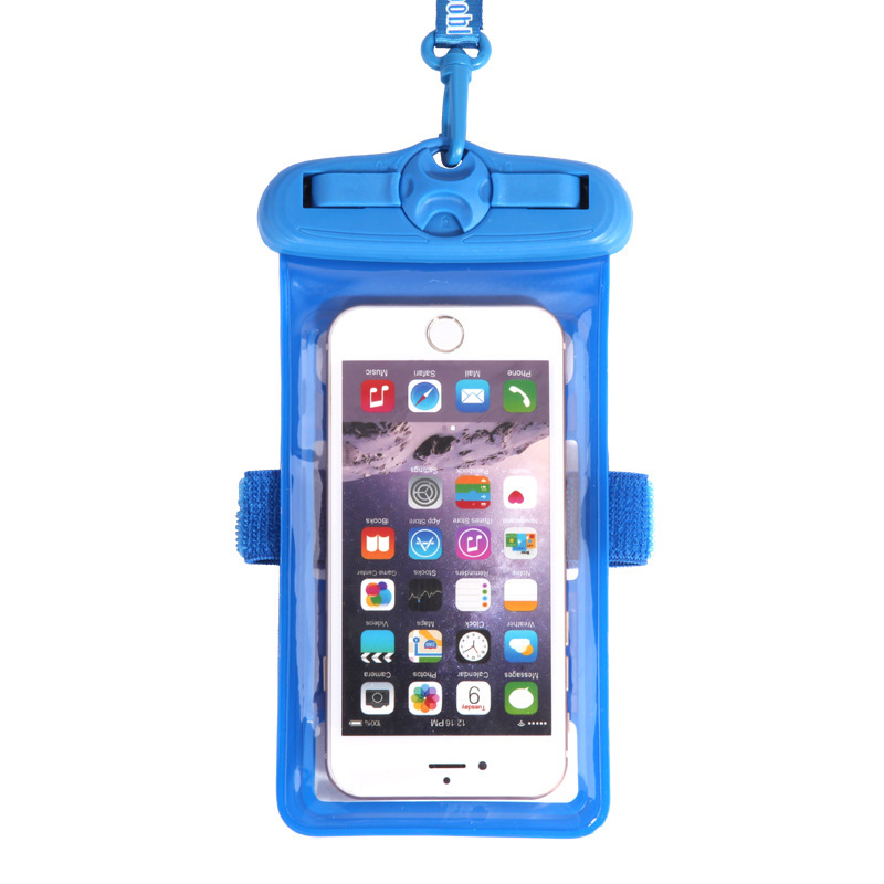 Waterproof Drifting Universal Phone Bag Swimming Driving Touch Screen - Arts, Crafts and Sewing - Photo 1