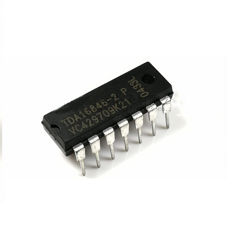 Buy Ic Package Dip And Get Free Shipping On Power Amplifier The Circuit Uses A 14pin Lm380 As