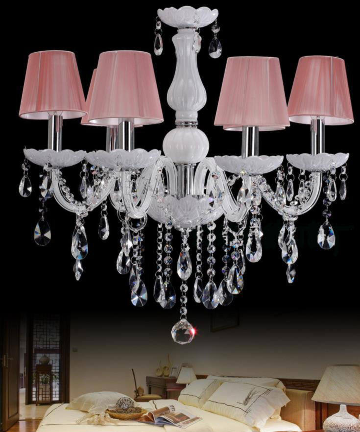 modern led crystal chandelier ceiling for living room light fixtures pink chandeliers crystal and ceiling home