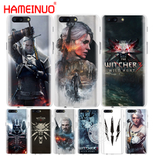 Hameinuo Ведьмак Дикая Охота крышка телефона чехол для OnePlus One Plus 5 т 5 3 3 т 2 X a3000 A5000