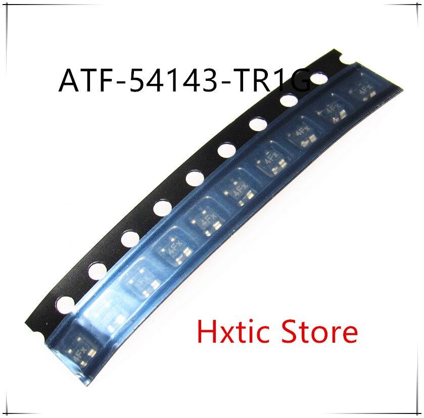 NEW 10PCS/LOT ATF54143-TR1G ATF-54143 ATF54143 4FG 4FM 4F SOT-343 IC