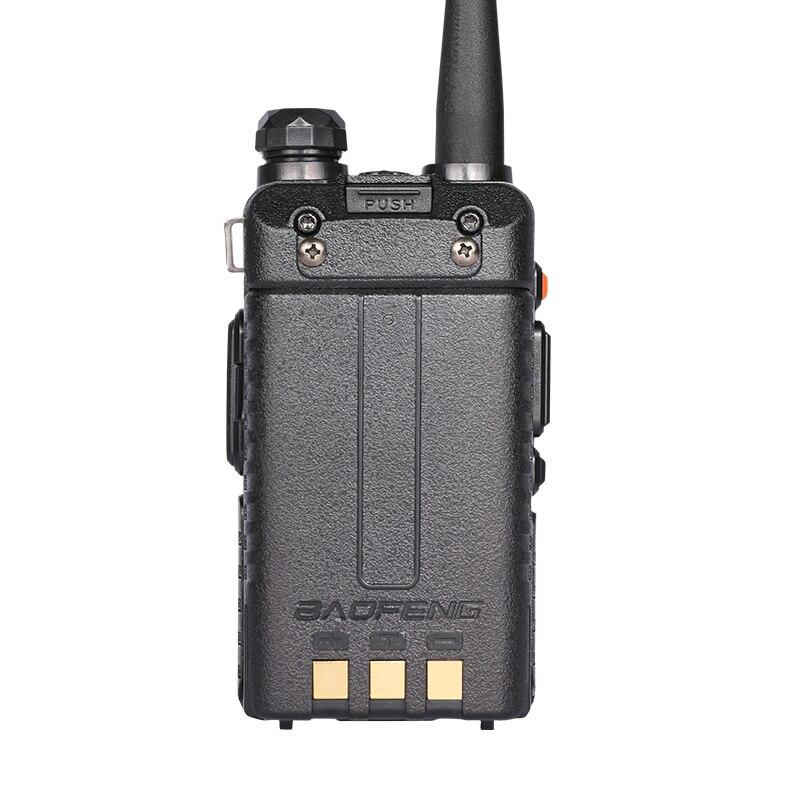 (2st) Baofeng uv5r Walkie Talkie UV-5r Dual Band Handhållen 5W - Walkie talkie - Foto 4
