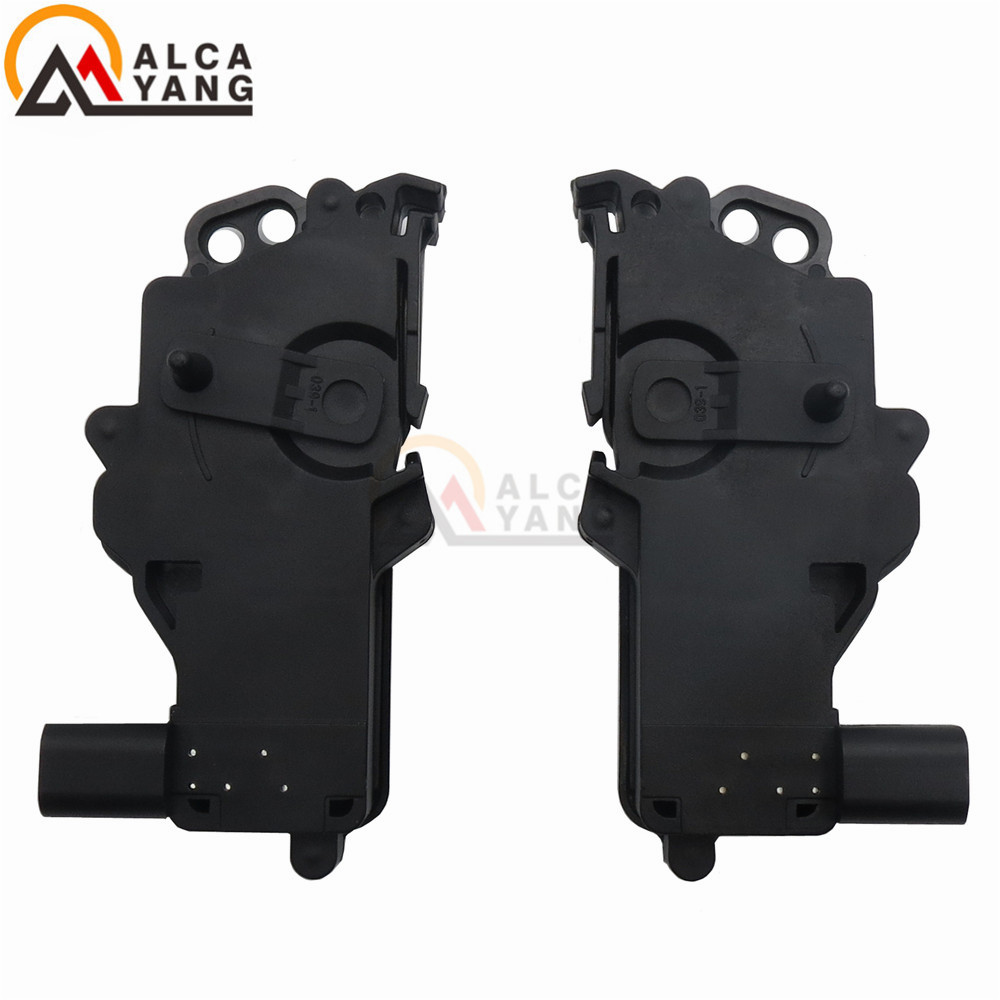 1 pair of left right door lock actuator 6l2z78218a42aa 6l2z78218a43aa for ford explorer f150