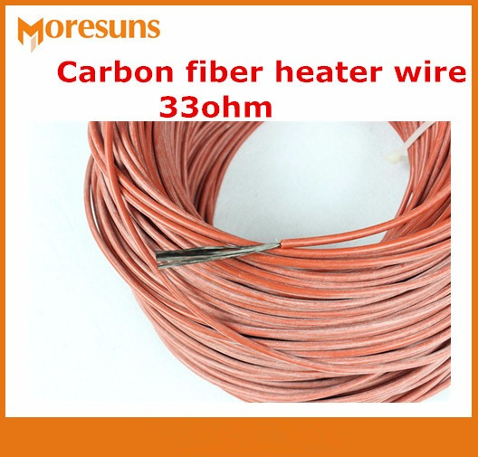 10m carbon fiber electric heater wire electric blanket wire heaters Electrical Supplies 10m carbon fiber electric heater wire electric blanket wire heaters,silicone rubber carbon fiber