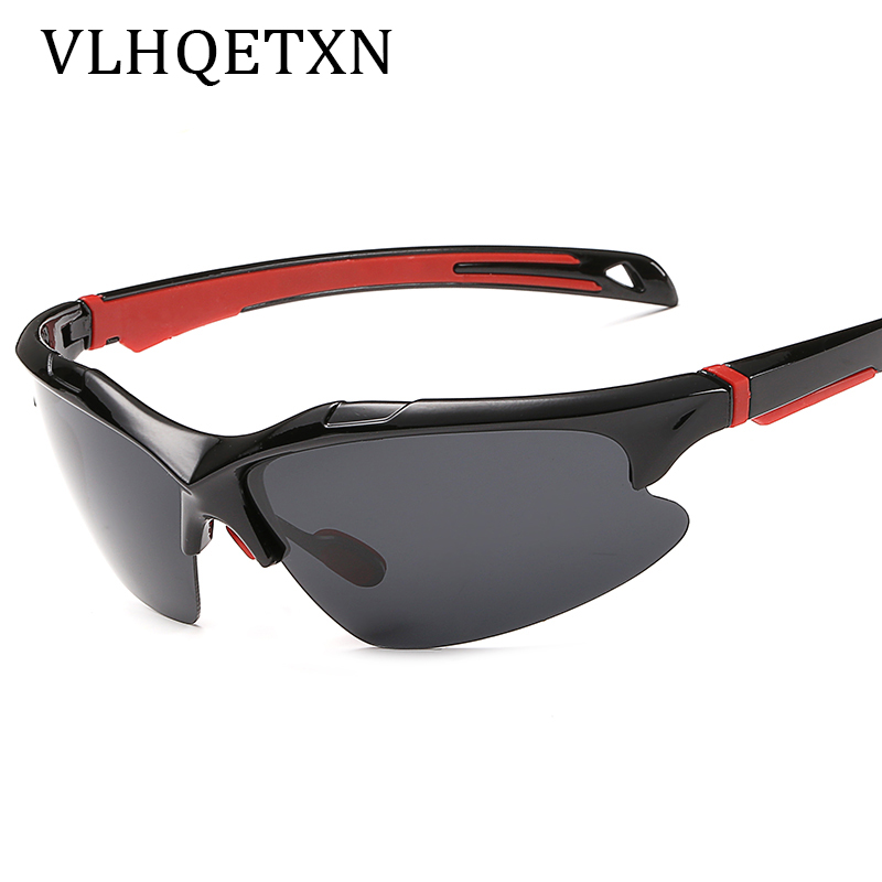 2017 Sunglasses Men Polarized Sport Driving Vintage Goggles Uv400 Brand Designer uv Sun glasses Mens Sports Lunette soleil homme