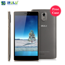 IRULU Победы V3 Версия ЕС 6.5 «HD IPS 4 Г смартфон Quad Core MSM8916 Android 5.1 1 Г/8 Г Dual SIM Мобильный Телефон бесплатный Подарок