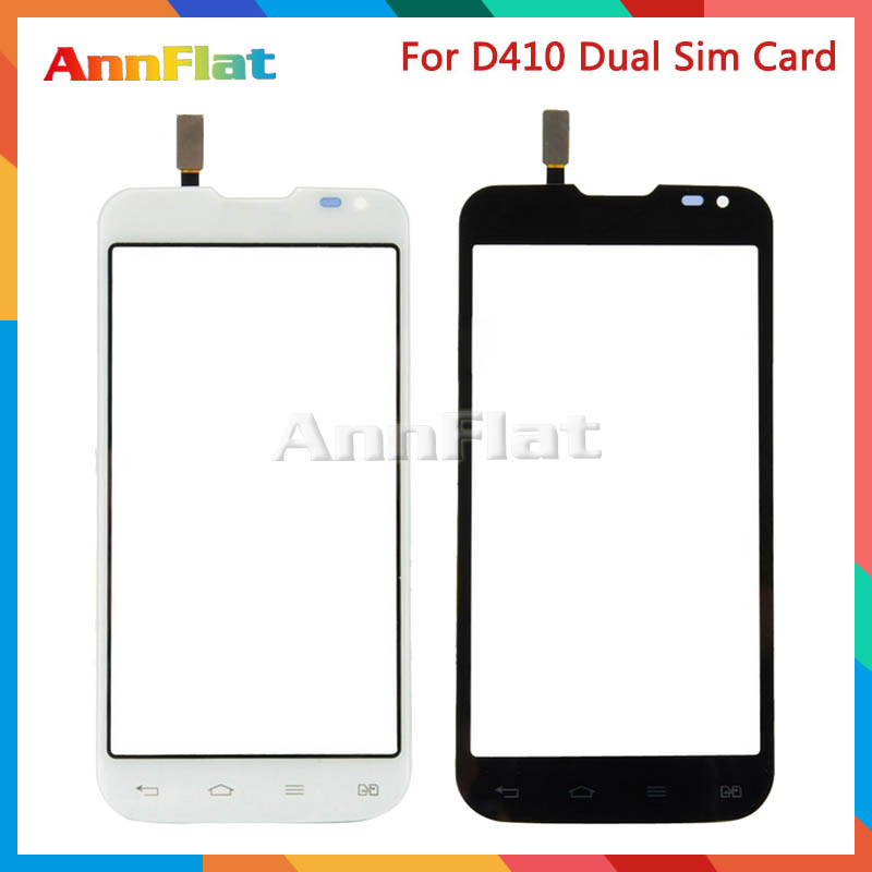 High Quality 4.7 For LG L90 D415 D405 D410 Touch Screen Digitizer Front Glass Lens Sensor Panel Free Shipping