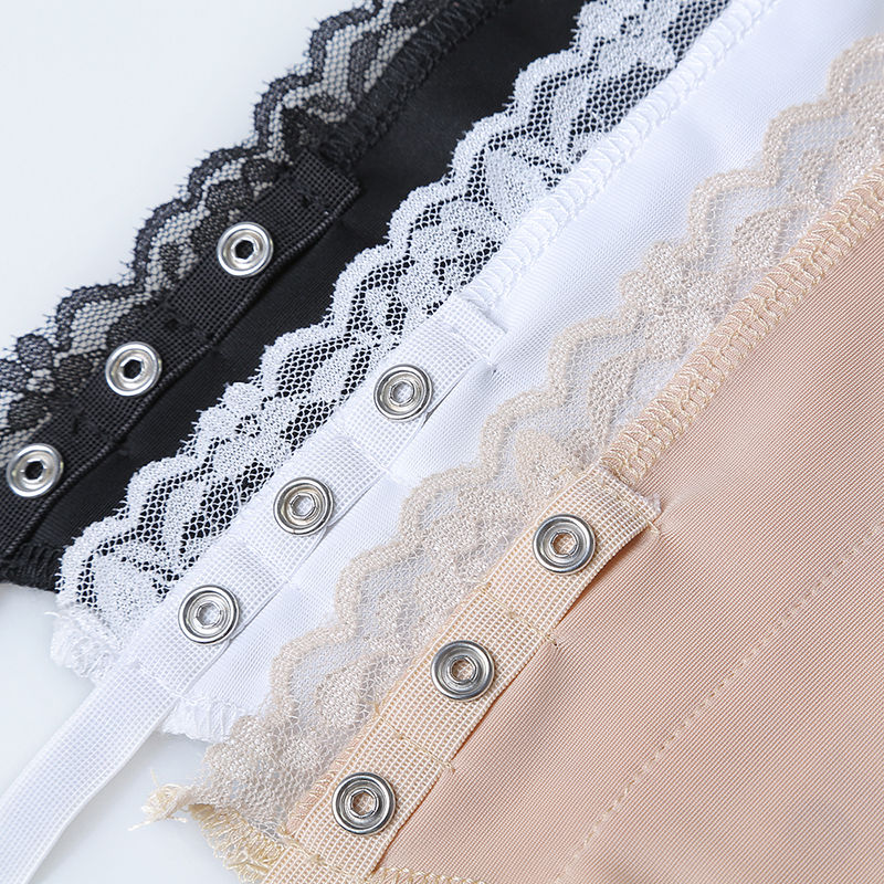 Camisoles & Camisole Sets Intimates & Sleep Women Lace Cami Secret Metal Button Clip-on Mock Camisole Overlay Modesty Panel