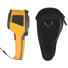 Wholesale prices HT-02D Handheld IR Thermal Imaging Camera Digital Display Infrared Image Resolution Thermal Imager termometro infravermelho 1pcs