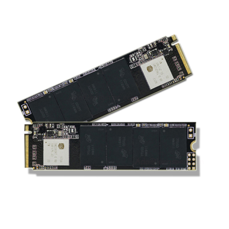 ZQ House E7 NVME M.2 128GB PCI-E Interface Solid State Drive for Desktops//Laptops Durable