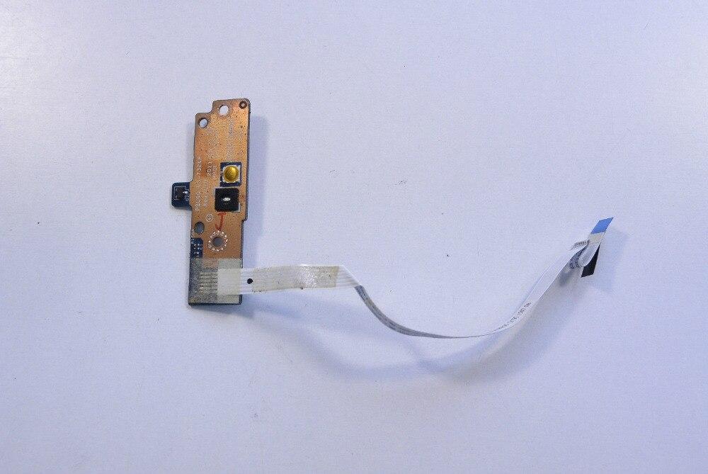 WZSM Interrupteur D'alimentation Bouton Conseil avec câble pour ASUS X53U K53U K53T