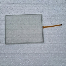 AST-075 Touch Glass Panel for CNC Panel repair~do it yourself,New & Have in stock