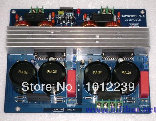 все цены на  Assembled TA2022 BTL2.0 Audio Power Amplifier board AMP 180W+180W  онлайн