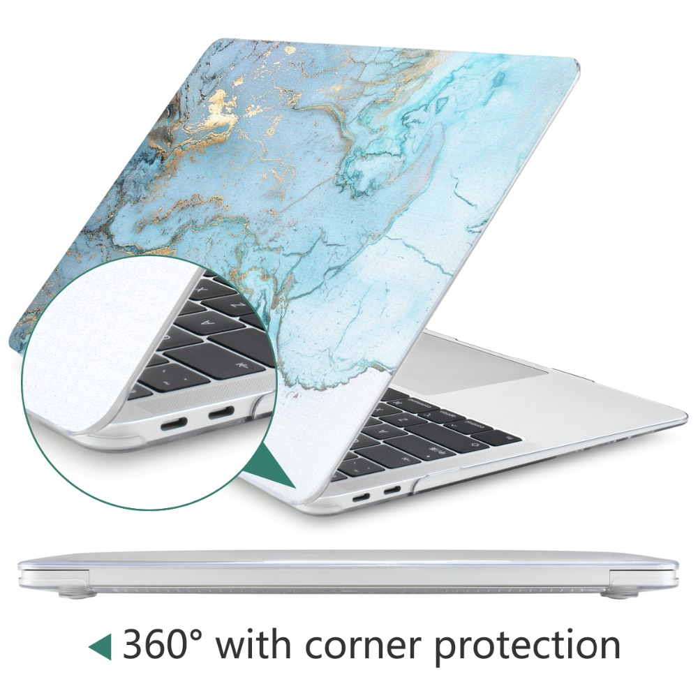 Marble Sky Case for MacBook 140