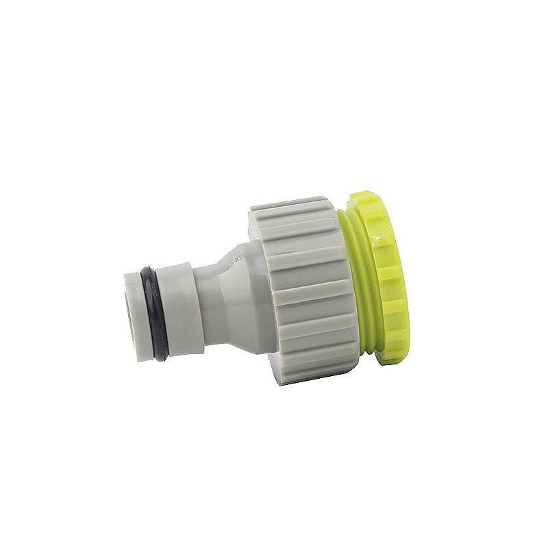 Garden Irrigation Hose 15mm 20mm Pipe Quick Connector 1/2 Inch 3/4 Inch  Garden Hose Car Wash Water Gun Adapter 1pcs