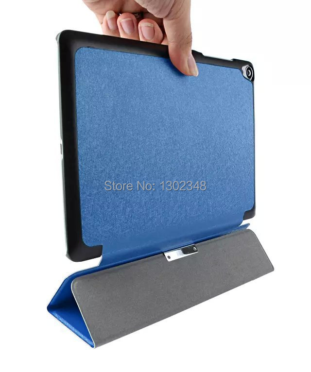 Ultra Slim Smart Sleep/Wake Function Luxury Silk Grain Folio Stand Leather Cover Tablet Case For Google Nexus 9 8.9 inch z ultra google edition
