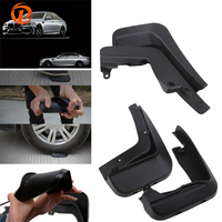 POSSBAY Car Styling 4pcs Mudguards Fenders Mud Flaps Front Rear Splash Guards For BMW 3 5