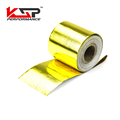 "Kingsun 2""x5 Meter Roll Self Adhesive Reflect A Gold Heat Wrap Barrier"