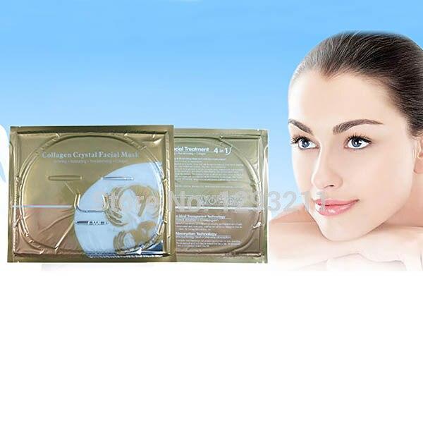 Arrival Makeup Collagen Crystal Face Masks Anti Ageing Skin Care White Wrinkles Mask