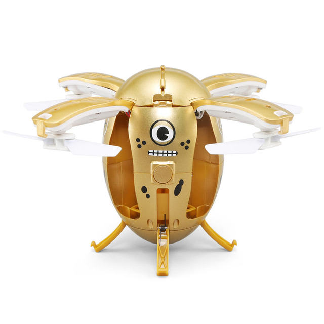 JJRC H65 Egg Shape Mini Foldable RC Quadcopter W/ Headless Altitude Hold Mode One Key To Return RC Toys Models