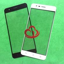 10 pcs LCD di Ricambio Anteriore Touch Screen Obiettivo di Vetro Esterno Per Asus ZenFone 3 Zoom ZE553KL Z01HD Z01HDA