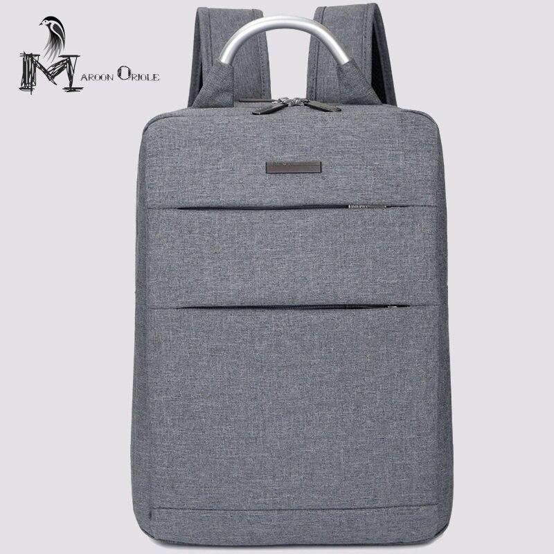 Laptop backpack bag mens business backpack slim computer city laptop backpack unisex back pack laptop palmrest