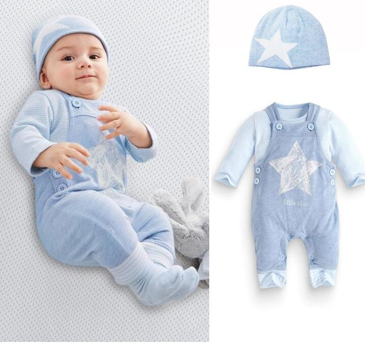 New 2016 Spring Baby Boy Clothes Set For Boys Children