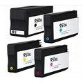 4x совместимый HP 950 951 XL картридж для 950XL 951XL HP Officejet pro 8100 8610 8620 8630 8600 плюс