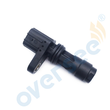 OVERSEE New Crankshaft Crank Position Sensor Fit Honda Outboard Engine Front 37500 PNB 003