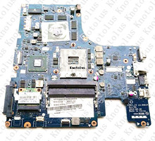 цена на LA-9061P for Lenovo ideapad Z500 laptop motherboard HM76 DDR3 Free Shipping 100% test ok