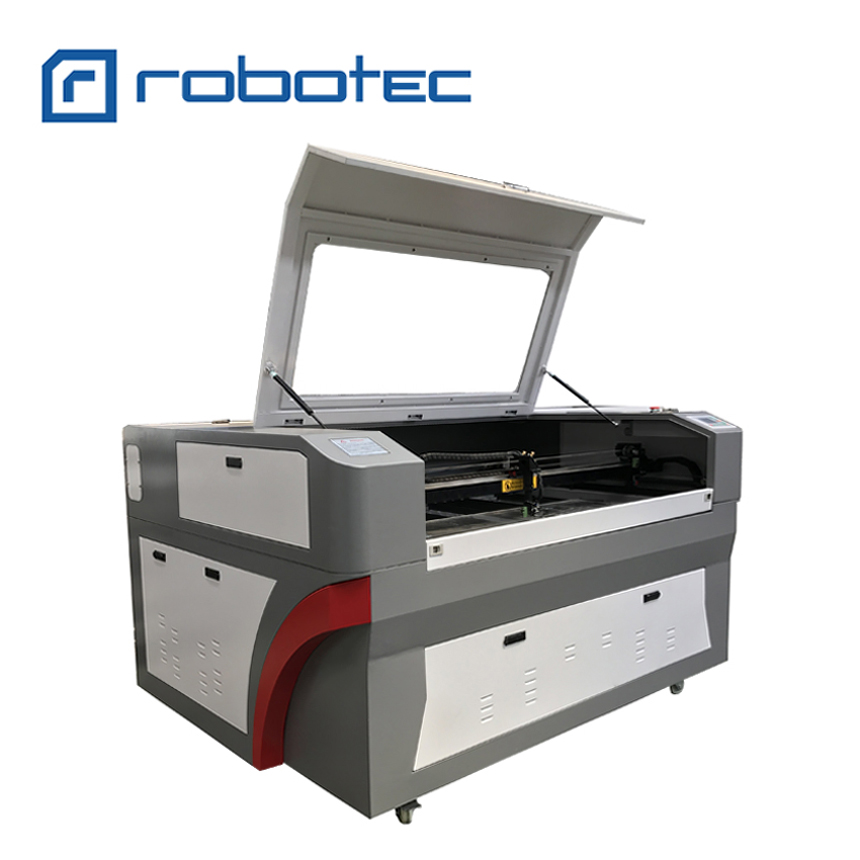 China popular efficient DSP control system 1390 co2 laser cutting machine price