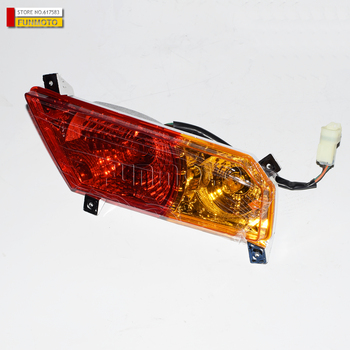 left and right tail light suit for CF800/CFX8 /CF800-2 parts code is 9060-160210/9060-160220