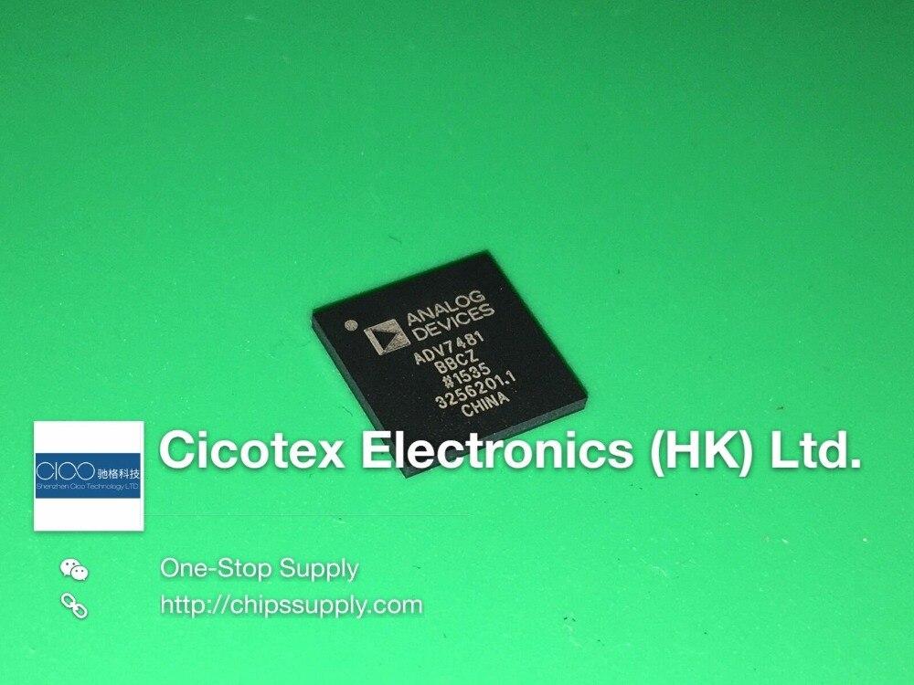 ADV7481BBCZ CSPBGA100 IC DECODER VID HDMI 100CSBGA