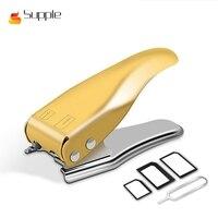 Supple Upgrade Double Mouth Cut Card Machine Micro Nano SIM Card Cutting Machine For IPhone For