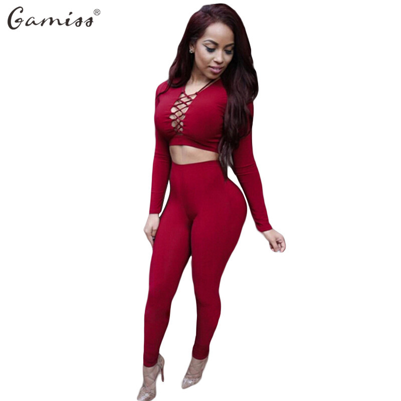 gamiss autumn women rompers jumpsuit winter fleece two pieces outfits bodysuit long sleeve lace. Black Bedroom Furniture Sets. Home Design Ideas