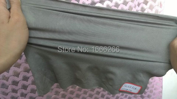 YSILVER83# 100% Silver Fiber Conductive Fabric / electrical conductive fabric /EMF Shielding Material