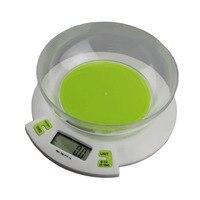 3 kg x 0.1g Cyfrowy Wagi dla Żywności Die Równowagę Waga Kuchenna Pocztowy Gotowanie Narzędzia Elektroniczne Wagi
